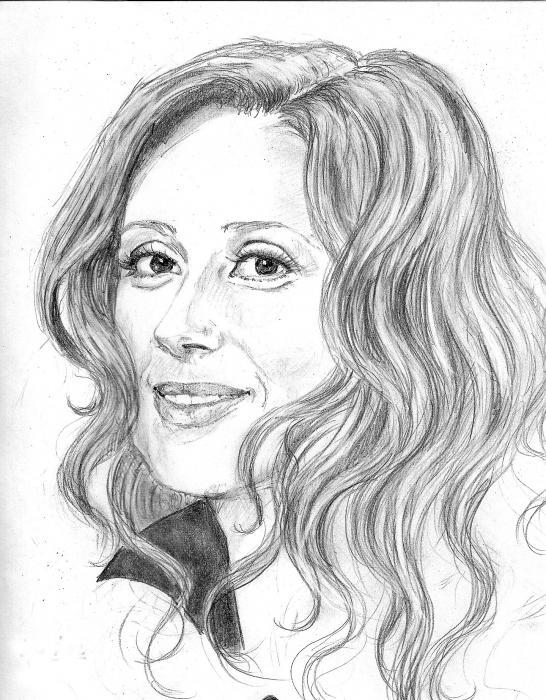 Lara Fabian by Xuelula